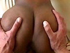 Round ass sexy ebony fucking