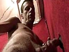 Gay hardcore gloryhole sex porn and nasty gay handjobs 09