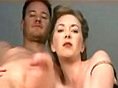 Mature hands actress Annette Bening