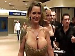Eve Deluxe huge tits made to tittyfuck