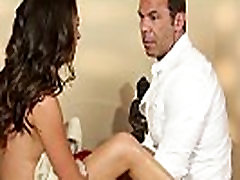 TrickySpa she ends up Deep Throating masseur Cock