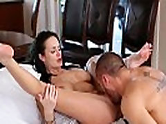 PureMature Wife surprises man with lingerie and blowjob