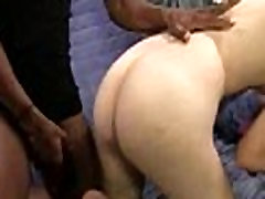 Monster black cock bangs my moms white pussy 3