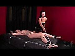 Kinky Mistress Black Punishes Slavegirl Paige&039s Snatch &amp Ass
