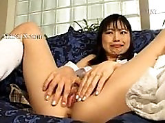 Small cock eating from Japan