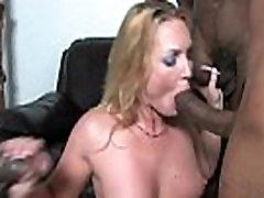 MomGoingBlack.com - Watching my mom going black Interracial Hardcore Porn 5