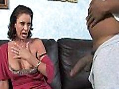 Mom go black - Interracial hardcore sex 38