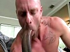 Gay big black cock interracial blowjob ass fuck