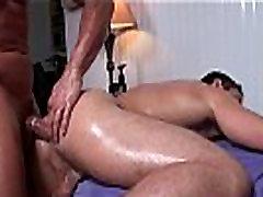 Straight Boys Fucked During GAY Massage movie-10