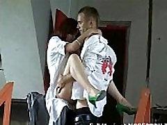 Horny homemade Voyeur porn clip