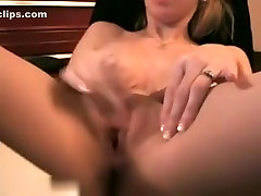 Touching her ass and pussy at the same time - no sound, sorry
