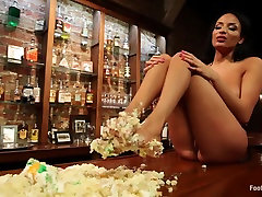 Horny fetish porn clip with amazing pornstars Anthony Rosano and Anissa Kate from Footworship