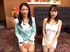 Japanese Mom & not her daughter Spa Services part 1