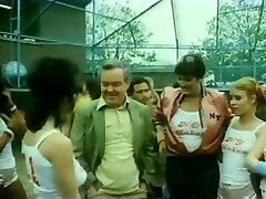 Vanessa del Rio, John Leslie, Gloria Leonard in classic porn movie