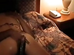 MILF interracial anal amateur model