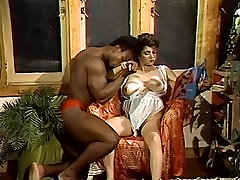 Aja, Gail Force, Kim Alexis in gloping sex xxx movie