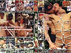 Best Asian gay twinks in Amazing dildostoys, solo male JAV movie