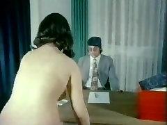 Vintage: 70s German Office Strumpets