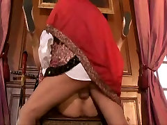 Classic French porn clip with hot sluts and lucky guys