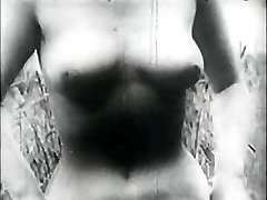 Retro Porn Archive Video: Femmes seules 1950s 06