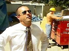 Demolition Daddy : boy fucked twice in a row