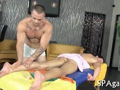 Sexy fellatio for hot gay