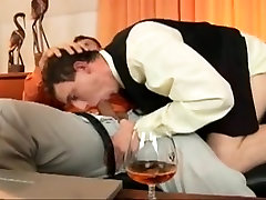 Butthole boning adventure in twink gay porn