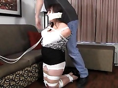 mature tied up