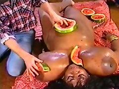 ebony monster boobs vintage nboobs