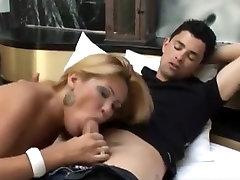 Sexy Tranny Hellen Silva Sucks Cock And Gets Her Ass Fucked