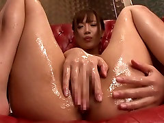 Best Japanese model Rio Fujisaki in Horny JAV censored Small Tits, Anal video