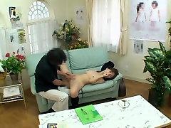Aois wet tunnel of love fucked hard in voyeur porn movie