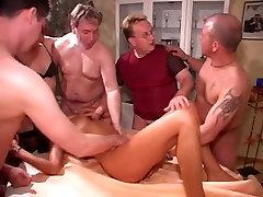 German swingers in a hot xxx orgy