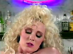 Sex On Bar. Classic Scene