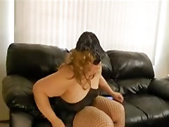 BBWBusty mature woman gets fucked from behind