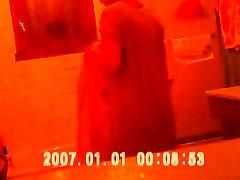 Hidden cam - Mature in bathroom