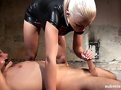 Victoria&039;s controlled orgasm from Submissed.com