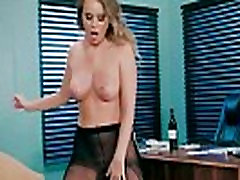 Sex Action In Office With Big Round Tits Slut Girl Alexis Adams vid-01