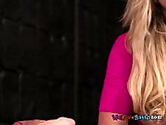 Blondie Cristi Ann Gets Impaled And Jizzed On