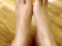 Beautiful Asian Toes and Feet