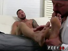 Free black gay porn foot fetish movie twink