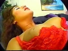 Exotické pornstar v bláznivý lízání, vintage erotické klip