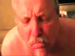 Mature men sucking another men&039;s cock