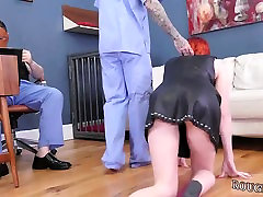 Guy machine domination and bdsm needle Analmal Training