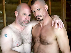 Jeffrey Huntwell and Christian Mitchell - BearFilms
