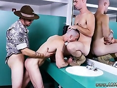 Military examination cock gay Good Anal Training