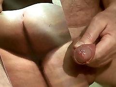 Tribute for - cumshot on pussy and ass