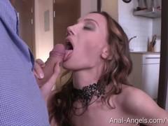 Anal-Angels.com - Hazel Dew - Teacher grabs student's dick