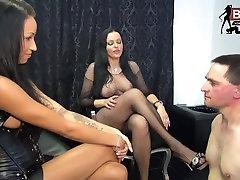 DEUTSCHES BDSM TEEN CASTING