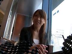 Incredible Japanese model Sae Aihara in Fabulous Big Tits, POV JAV clip